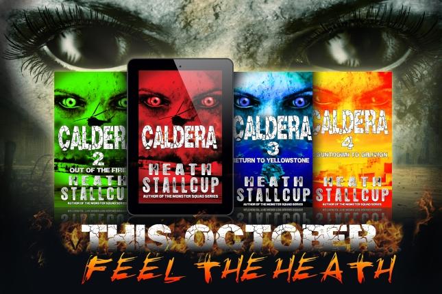 Caldera Series Promo